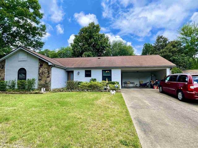 3291 Doberman Cv, Bartlett, TN 38134 (MLS #10104382) :: Gowen Property Group | Keller Williams Realty