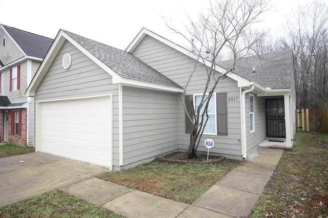 4817 Royal Run Dr, Memphis, TN 38128 (MLS #10104404) :: Gowen Property Group | Keller Williams Realty