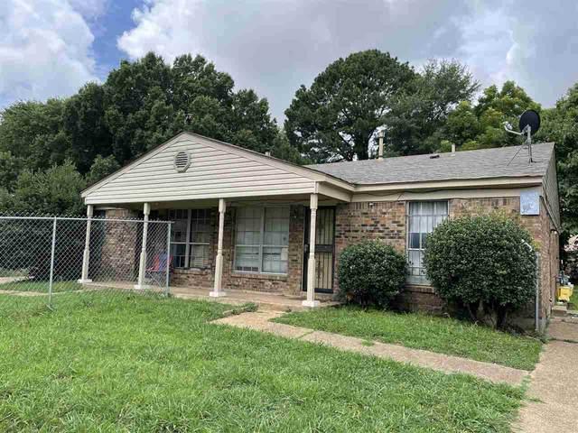 3375 Wingate Dr, Memphis, TN 38118 (MLS #10104406) :: Gowen Property Group | Keller Williams Realty