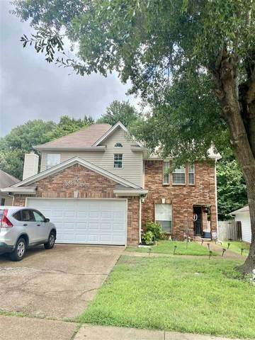 5470 Pine Oak Ln, Bartlett, TN 38135 (MLS #10104414) :: Gowen Property Group | Keller Williams Realty