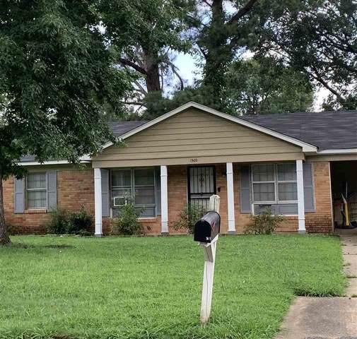 1502 Mary Jane Ave, Memphis, TN 38116 (#10104416) :: The Home Gurus, Keller Williams Realty