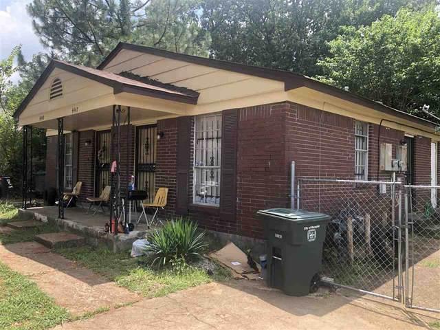 4447 Sumners Wells Rd, Memphis, TN 38118 (#10104446) :: Area C. Mays | KAIZEN Realty
