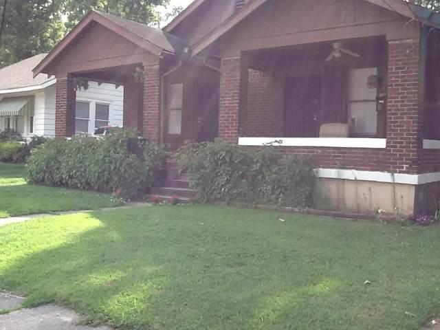 145 N Rembert St, Memphis, TN 38104 (MLS #10104452) :: Your New Home Key