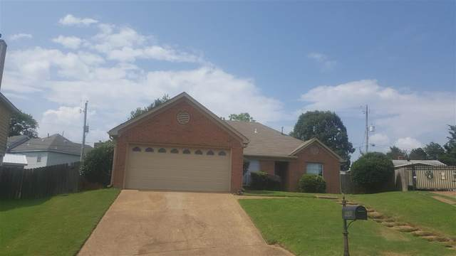 6688 Nelson Way Dr, Unincorporated, TN 38141 (MLS #10104494) :: Gowen Property Group   Keller Williams Realty