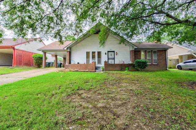 3807 Ross Rd, Memphis, TN 38115 (MLS #10104507) :: Gowen Property Group | Keller Williams Realty