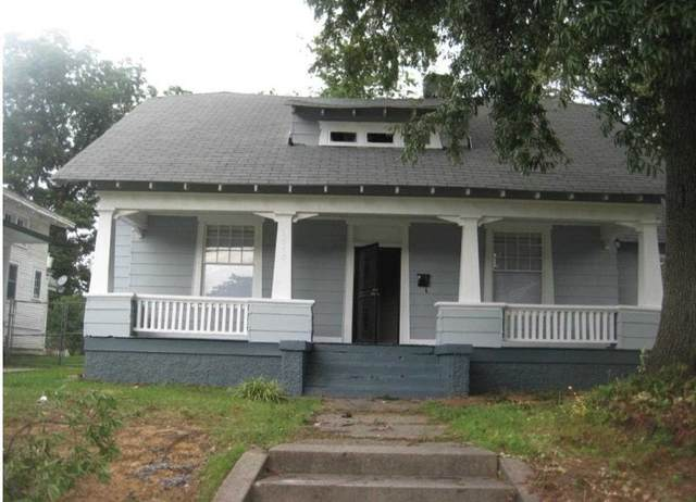 1570 Waverly Ave, Memphis, TN 38106 (MLS #10104521) :: Your New Home Key