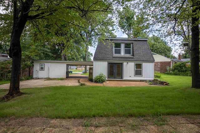 3133 Estes St, Memphis, TN 38115 (#10104593) :: The Home Gurus, Keller Williams Realty