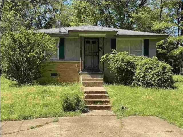 2381 Lindbergh Rd, Memphis, TN 38114 (MLS #10104597) :: Your New Home Key