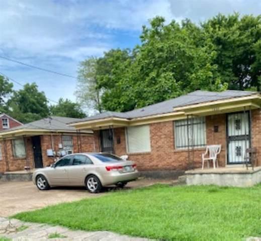 1606 Oakwood St N, Memphis, TN 38108 (#10104643) :: The Melissa Thompson Team