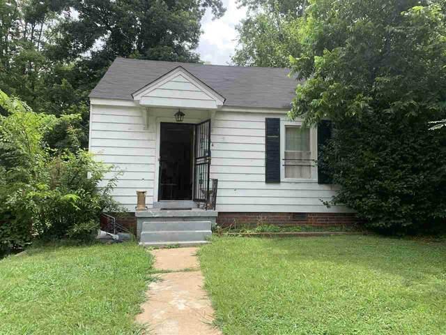 854 Kippley St, Memphis, TN 38112 (#10104746) :: The Wallace Group at Keller Williams