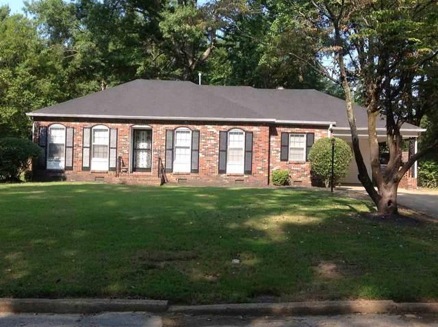 3105 Earnett St, Memphis, TN 38128 (#10104777) :: The Home Gurus, Keller Williams Realty