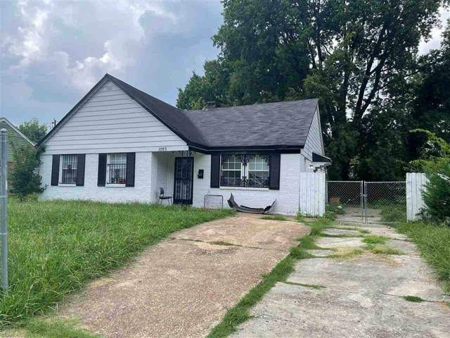 1093 N Mcneil St, Memphis, TN 38107 (MLS #10104799) :: Your New Home Key