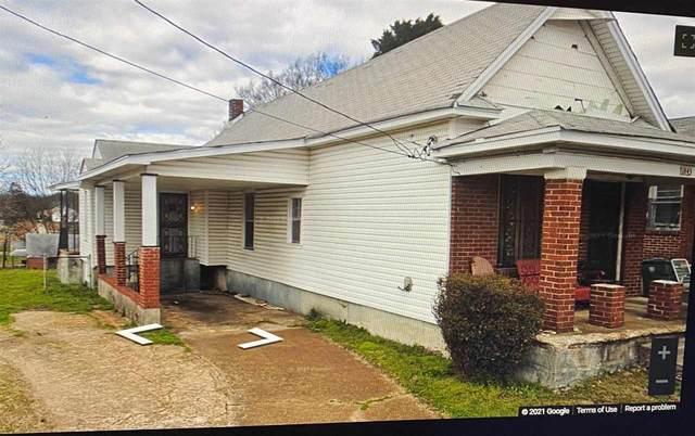 1845 Kansas St, Memphis, TN 38109 (#10104802) :: Faye Jones | eXp Realty