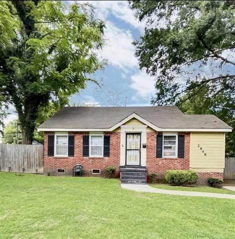 2848 Shady Oak Ave, Memphis, TN 38112 (#10104813) :: J Hunter Realty