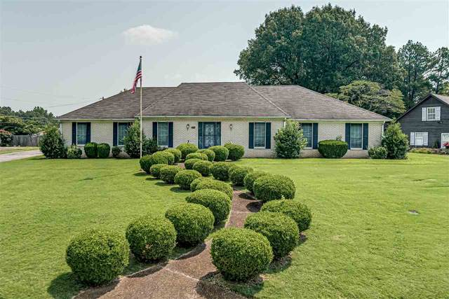 216 Countrywood Rd, Covington, TN 38019 (#10104819) :: The Wallace Group at Keller Williams