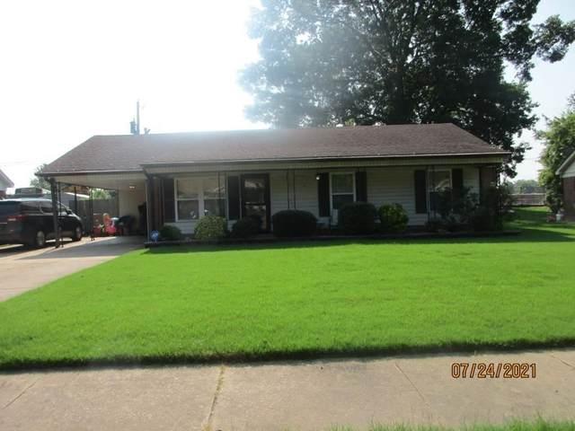 7736 Kiowa St, Millington, TN 38053 (#10104843) :: The Home Gurus, Keller Williams Realty