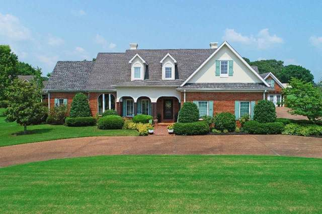 84 Eagle Trace Rd, Covington, TN 38019 (#10104853) :: Area C. Mays | KAIZEN Realty