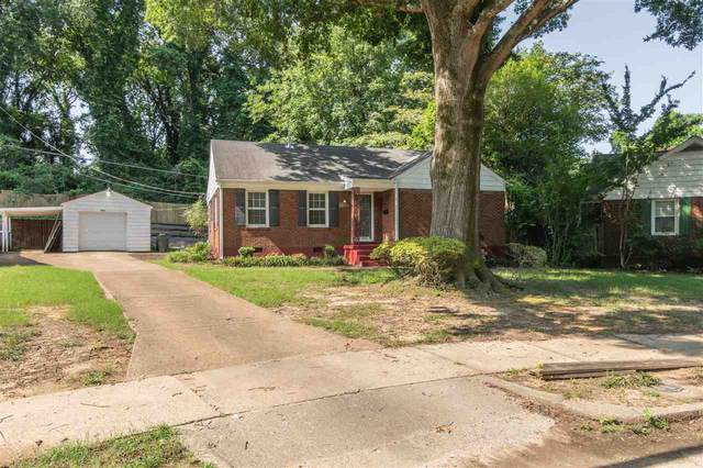 465 Vaughn Rd, Memphis, TN 38122 (#10104875) :: The Wallace Group - RE/MAX On Point