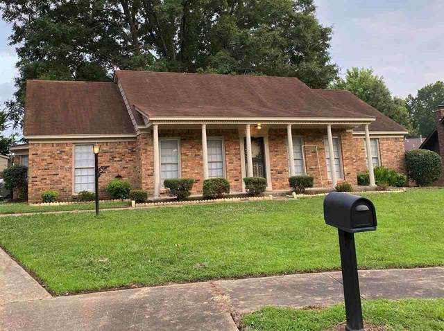 5901 E Fox Bend Cv, Memphis, TN 38115 (#10104888) :: The Home Gurus, Keller Williams Realty