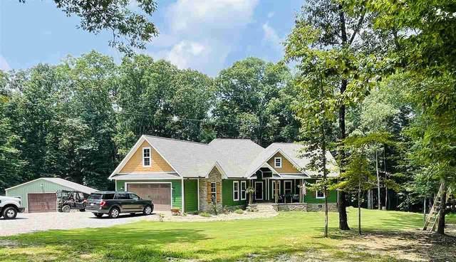 2134 Otis Plunk Rd, Bethel Springs, TN 38315 (#10104891) :: The Wallace Group at Keller Williams