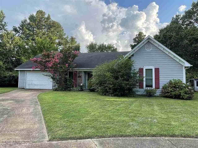 2992 Shade Tree Cv, Bartlett, TN 38134 (#10104896) :: The Home Gurus, Keller Williams Realty