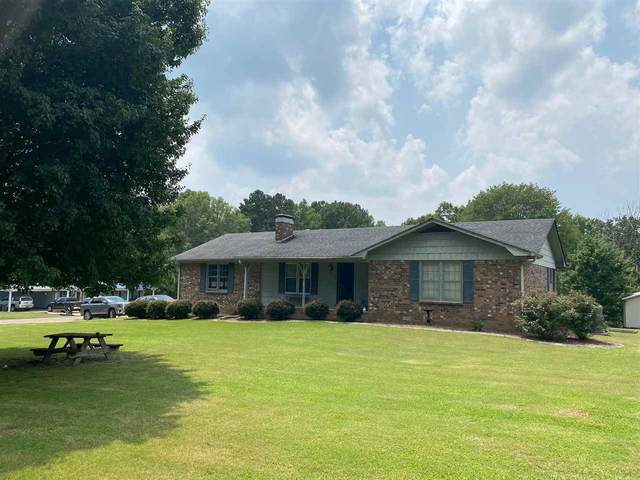 8 County Rd 322 Rd, Corinth, MS 38834 (#10104903) :: The Home Gurus, Keller Williams Realty
