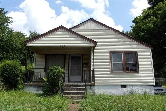 2654 Park Ave, Memphis, TN 38114 (#10104923) :: J Hunter Realty