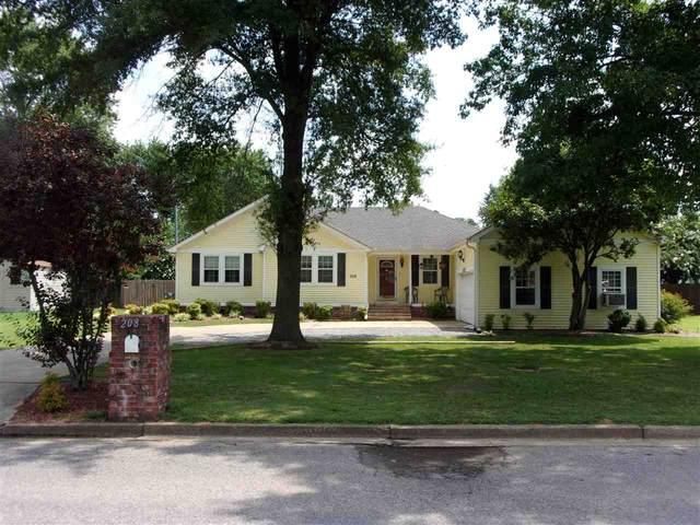 208 Delta Pine Ave, Dyersburg, TN 38024 (#10105009) :: J Hunter Realty