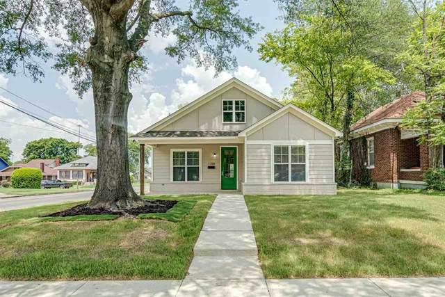 1188 Faxon Ave, Memphis, TN 38105 (#10105025) :: Area C. Mays | KAIZEN Realty