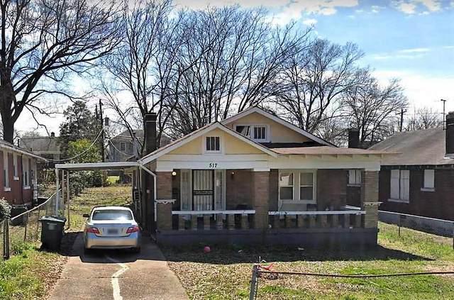 517 E Gage Ave, Memphis, TN 38106 (#10105027) :: Area C. Mays | KAIZEN Realty
