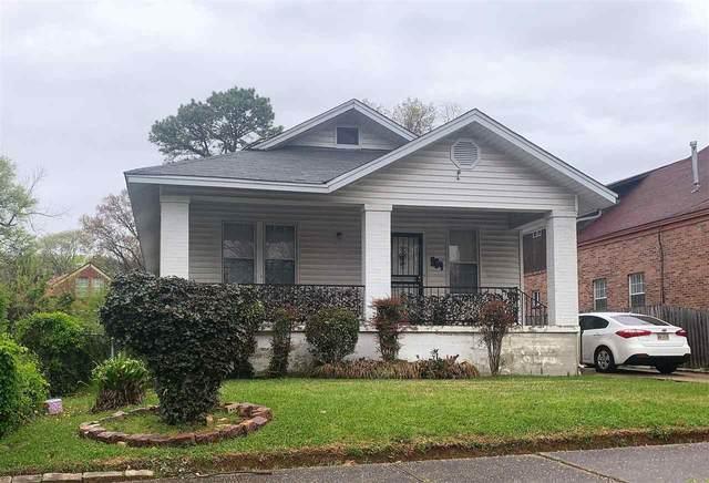 964 Doris Ave, Memphis, TN 38106 (MLS #10105028) :: The Justin Lance Team of Keller Williams Realty