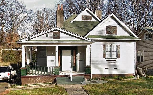 1050 Cummings St, Memphis, TN 38106 (#10105029) :: Area C. Mays | KAIZEN Realty