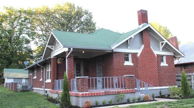 1240 Forrest Ave, Memphis, TN 38104 (#10105054) :: J Hunter Realty