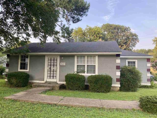 2872 Montague Ave, Memphis, TN 38114 (#10105101) :: RE/MAX Real Estate Experts