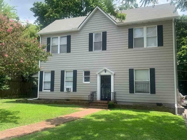 2109 Harbert Ave, Memphis, TN 38104 (#10105105) :: Area C. Mays | KAIZEN Realty