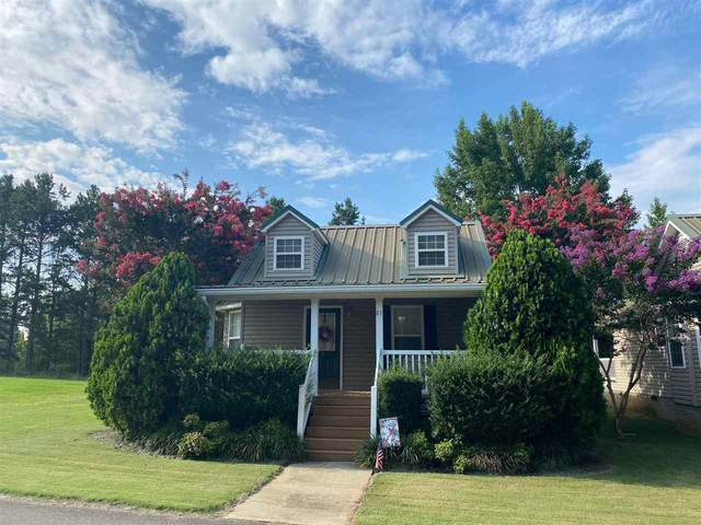 21 Devin Dr, Iuka, MS 38852 (#10105139) :: Area C. Mays   KAIZEN Realty