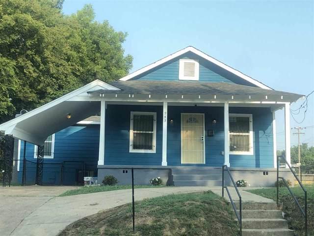 943 Annie Pl, Memphis, TN 38107 (#10105160) :: Area C. Mays   KAIZEN Realty