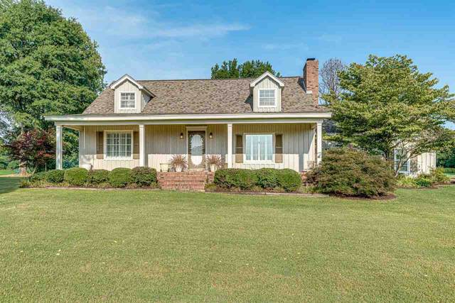 2143 Solo Rd, Covington, TN 38019 (#10105166) :: The Wallace Group - RE/MAX On Point