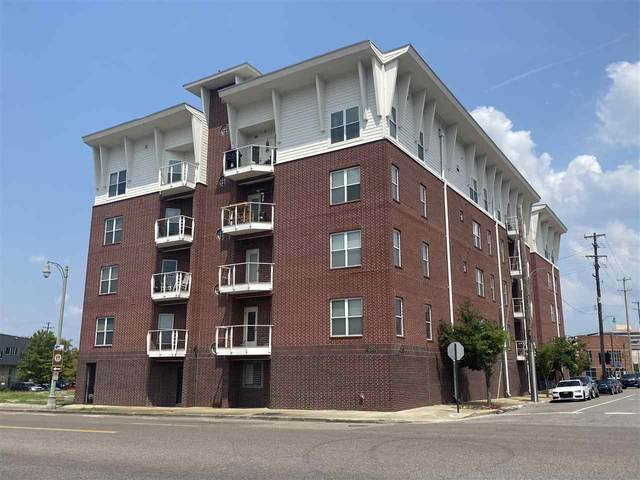 426 N Front St #305, Memphis, TN 38103 (#10105203) :: Area C. Mays | KAIZEN Realty