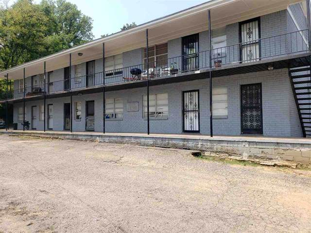 481 Walker Ave 1-6, Memphis, TN 38126 (#10105214) :: The Wallace Group - RE/MAX On Point