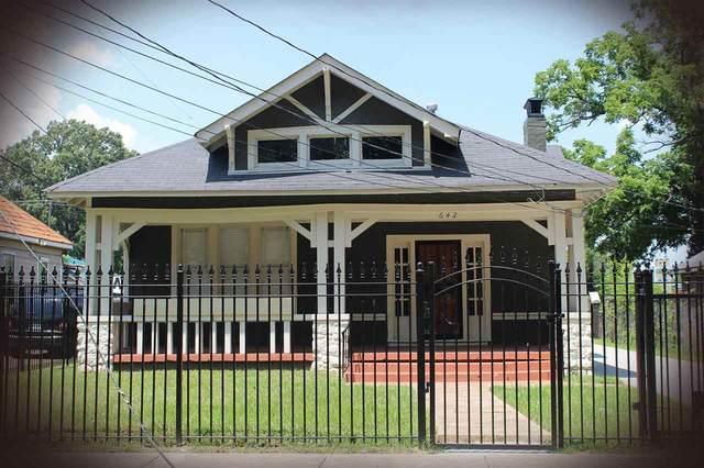642 Bethel Ave, Memphis, TN 38107 (#10105222) :: All Stars Realty