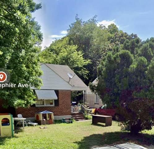3150 Lamphier Ave, Memphis, TN 38112 (#10105237) :: The Wallace Group at Keller Williams