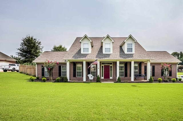 193 Walker Lake Rd, Atoka, TN 38004 (#10105240) :: The Wallace Group - RE/MAX On Point