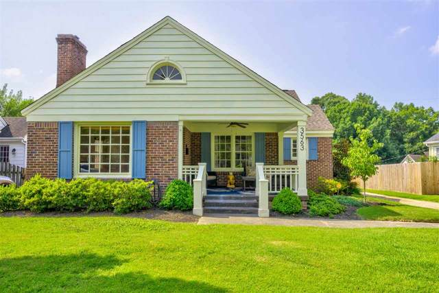 3563 Charleswood Ave, Memphis, TN 38122 (#10105242) :: The Wallace Group - RE/MAX On Point