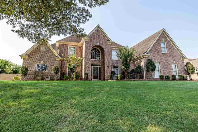 533 Tribal Land Cv, Collierville, TN 38017 (#10105277) :: All Stars Realty