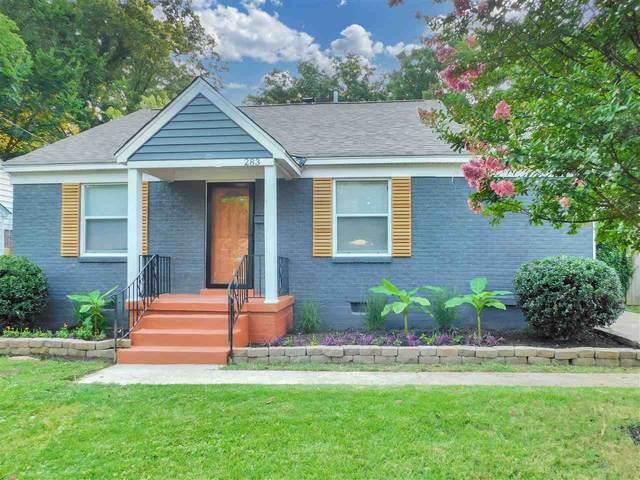 283 Williford St, Memphis, TN 38112 (#10105297) :: Area C. Mays | KAIZEN Realty