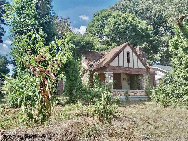 1430 E Mclemore Ave, Memphis, TN 38106 (#10105360) :: The Wallace Group - RE/MAX On Point