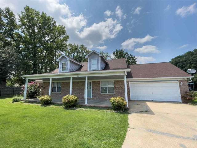 281 Oxford Dr, Atoka, TN 38004 (#10105361) :: The Wallace Group - RE/MAX On Point