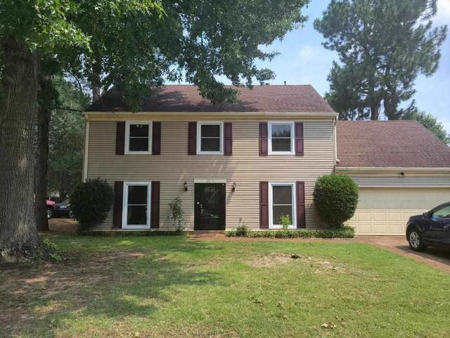 2810 N Hampton Court Rd, Memphis, TN 38016 (#10105366) :: The Wallace Group - RE/MAX On Point