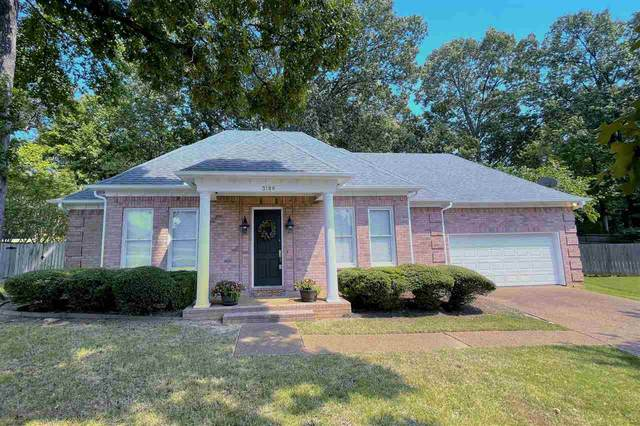 3100 Hill Lake Dr, Bartlett, TN 38135 (#10105406) :: The Wallace Group - RE/MAX On Point